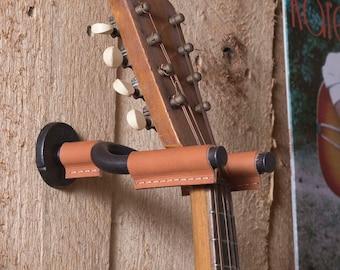 Ukulele Hanger, Mandolin Hanger, Gifts for Musicians, Ukulele Hook, Wall Mount, Music Lover Gift, Instrument Display, Uke Hanger,