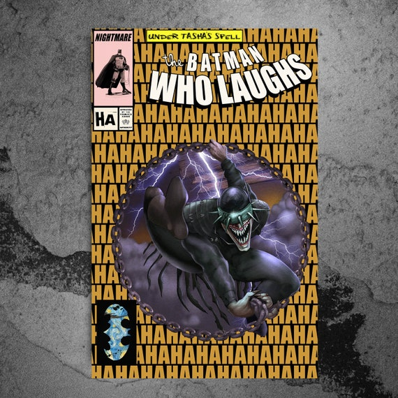 The Last Laugh 2nd Printing