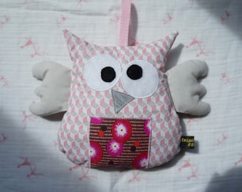 Plush OWL hand-made to order