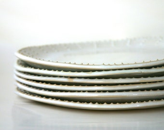Plates curated by Food52 on Etsy & Captivating White French Country Dinnerware Pictures - Best Image ...