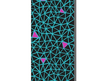 The Nakata - yoga mat bridesmaids gift idea for a health nut health and well being fitness mat geometric print
