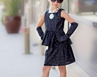 Audrey Hepburn Dress Breakfast at Tiffany's dress, Tiffany Costume, Tiffany Dress, Audrey Hepburn Costume