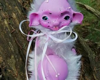 fantastic animal doll wonderful doll monster doll happy monster good monster taddy ooak doll animal doll