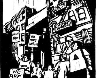 Housing Justice Print