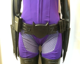 Catwoman Custom Utility Belt Costume