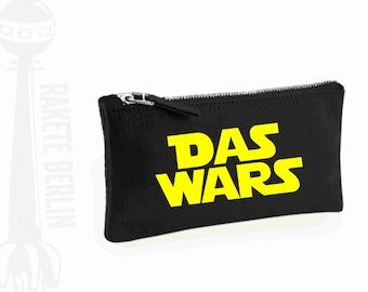 pencil case 'DAS WARS'