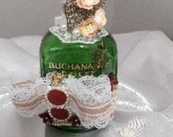 Personalized Antique Bottle
