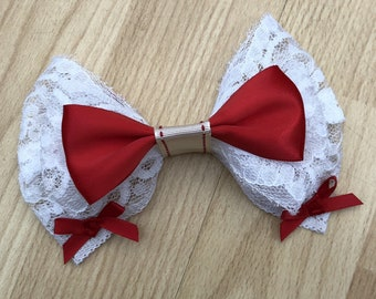 Disney Inspired Mary Poppins Jolly Holiday Hair Bow