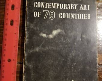 Contemporary Art of 79 Countries 1939, Art History
