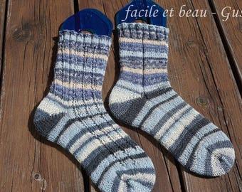 Corsett-Socken