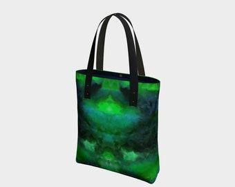 Jade 1,purse,bag,tote,hand painted,designer,makeup,bags,cases,suitcase,vegan leather,luggage,baby