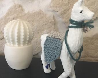 Dekorative Lama für Kinderzimmer