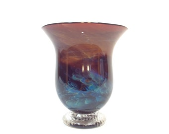 Storm Cloud Vase