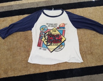 Vintage Allman Brothers Band t-shirt