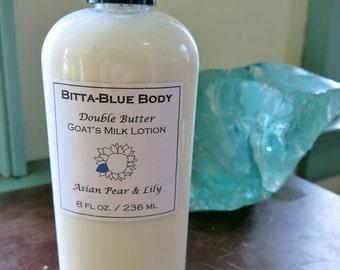 Double Butter Goat's Milk Lotion