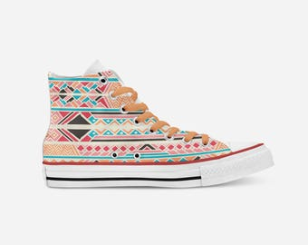 Converse Shose,Converse Shoes Painted,Converse Shoes Womens,Converse Shoes Mens,  High Top,Converse High Top Customized