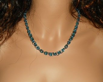 Double Love Knot Necklace