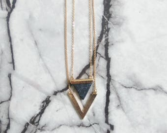 Necklace l Triangle