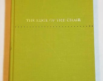 1967 HC The Edge of the Seat edited byJoan Kahn Ambrose Bierce Jack London Agatha Christie Ray Bradbury Guy de Maupassant Faulkner Sayers