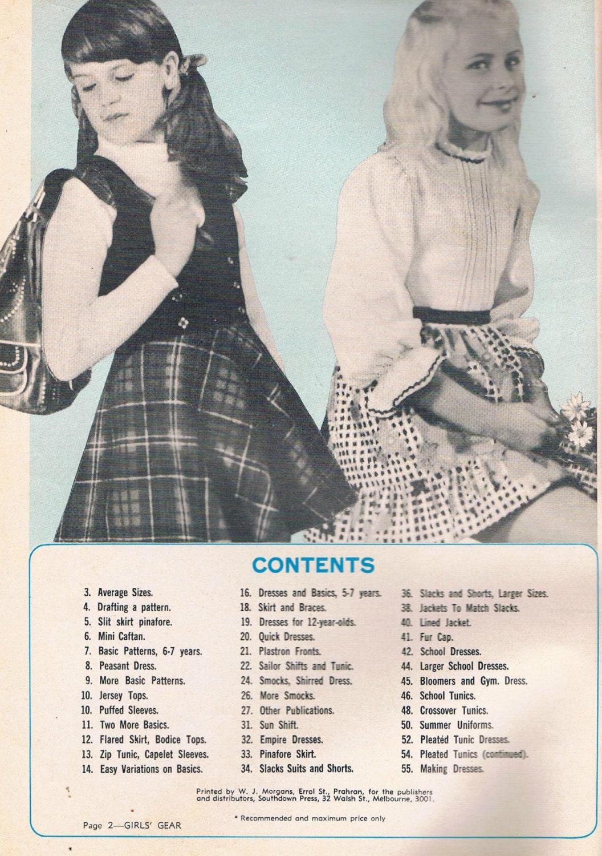 Vintage Enid Gilchrist 1960s Drafting Book