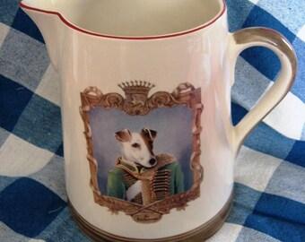 Jack Russel porcelain