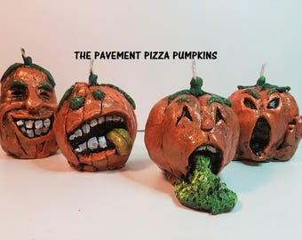 The Pavement Pizza Pumpkins (limited edition)