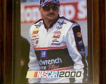 Dale Earnhardt Wall Plaque