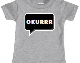 OKURRR Infant T-shirt (Heather)