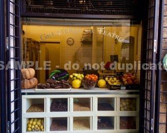 Market Storefront, Classic Rome