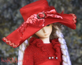 "haRMony Debut Fashion by Robbin Atwell & Monica Cooper ""Poinsettia"""