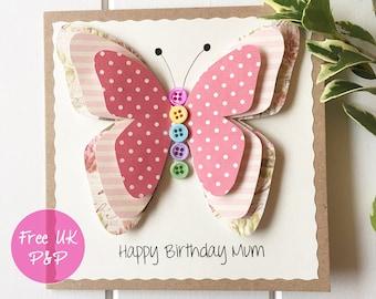 Mom birthday card etsy nz mum birthday card m4hsunfo