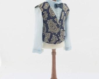 DOLLHOUSE 1 /12 Scale MINIATURE Dressed Manikin
