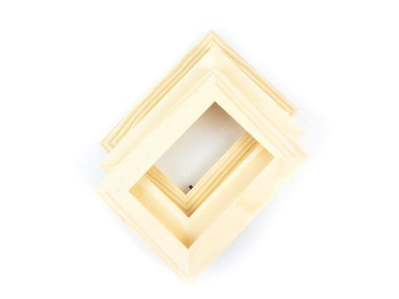 4x6 Bulk Unfinished Wood Frames - 4x6 Picture Frames - Wholesale ...
