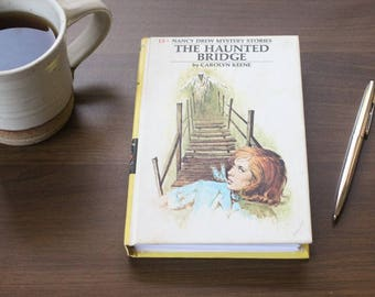 The Haunted Bridge Nancy Drew Journal