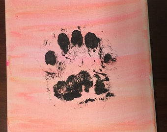 "Black Bear Print - 8""x10"""