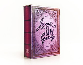 JANE AUSTEN'S Earl Grey | soap bar