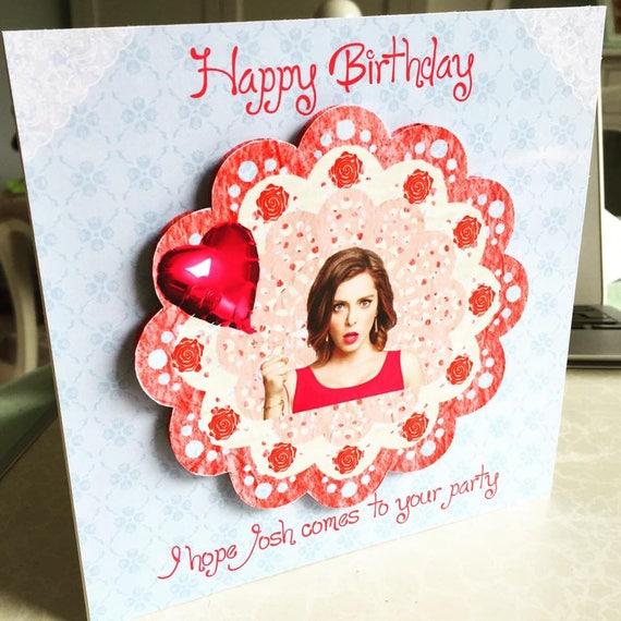 Crazy Ex-Girlfriend Birthday Card