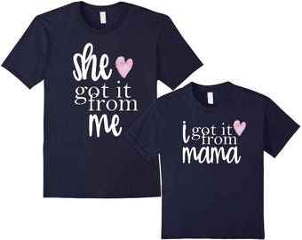 Mommy and Me Outfits, Matching Shirts, Mommy and Me Shirts,  Mom Daughter, Mother Daughter Shirts, Mother Daughter Matching, Mother's Day