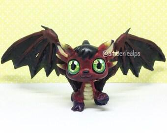Dragon (removable wings) - Littlest Pet Shop Custom