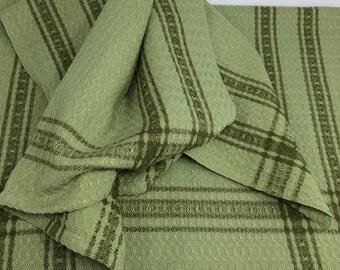 Handwoven Dishtowel - Guacamole
