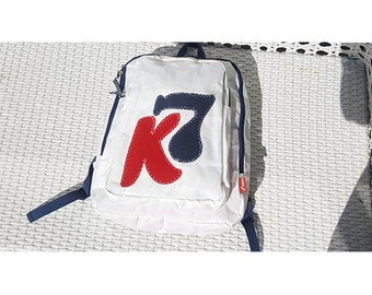 Waterproof Recycled SailCloth BackPack