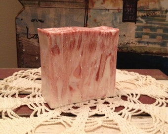 Handmade Cold Process Soap - Peppermint