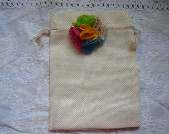 pouch for jewelry