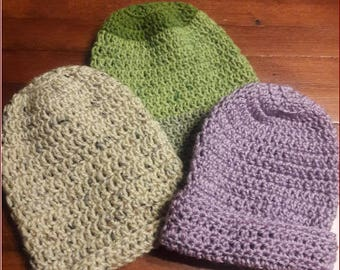 Slouchy Beanie Hat for Toddlers (Small)