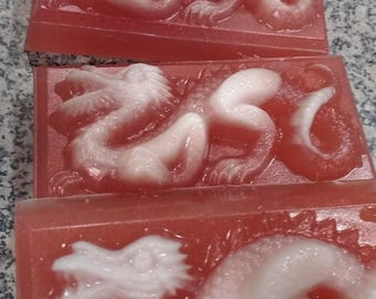 Dragon's Blood Handcrafted Glycerin Soap