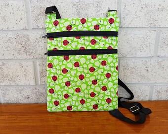 Ladybug - Zip and Go Bag