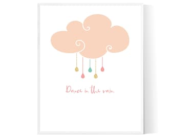Dance in the Rain 2 Printables