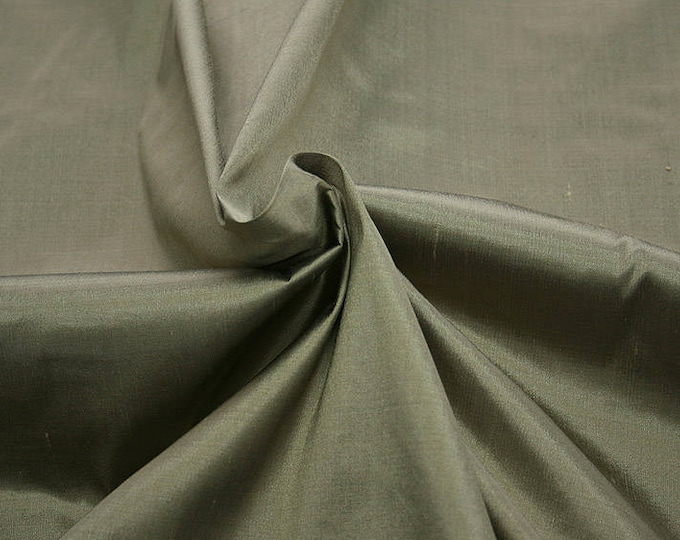 441097-Dupion (wild silk) natural silk 100%, 135/140 cm wide, made in India, dry-washed, weight 108 gr