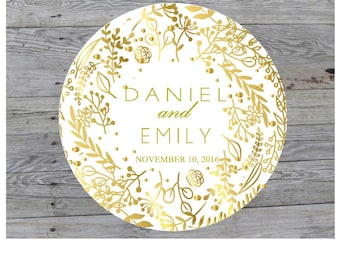 Wedding Stickers for Favors Personalized Thank You Stickers Wedding Favor Labels Personalized Favor Stickers Favor Bag Stickers