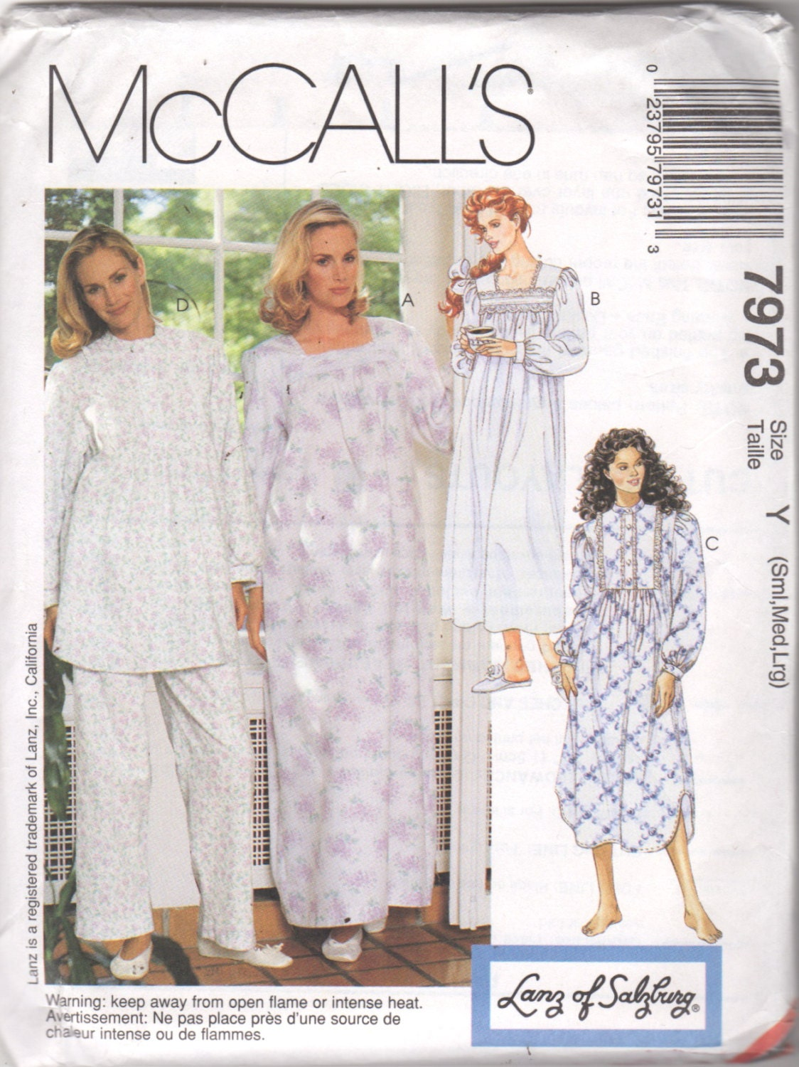 Nightgown Patterns Cool Decoration